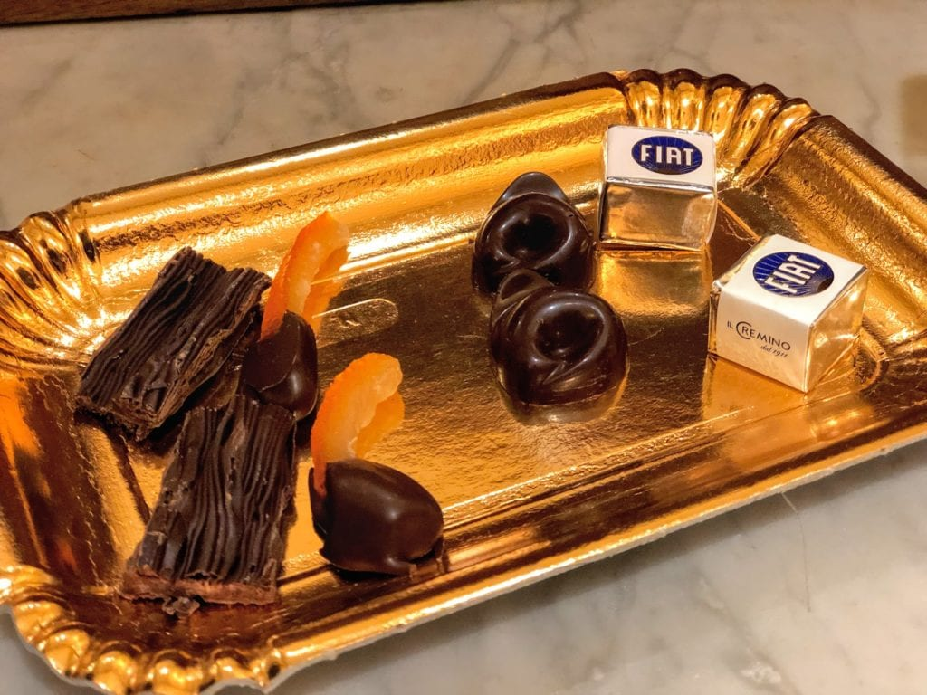 Chocolate Majani, Bolonha, Itália