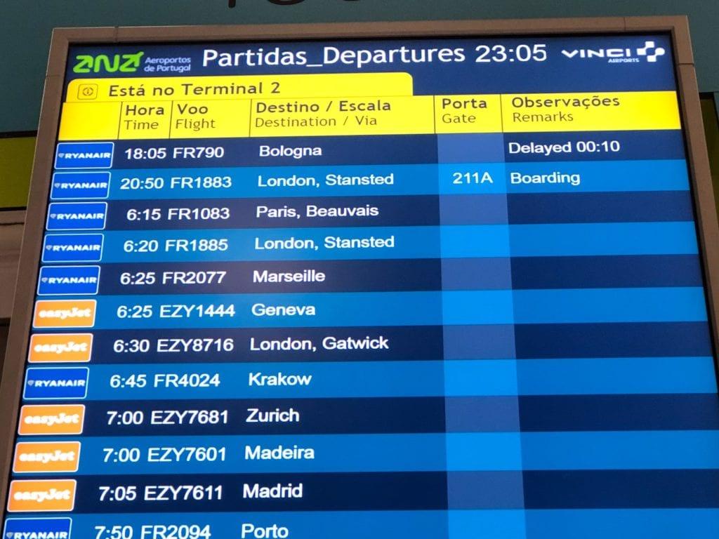 Como pedir Indenização Ryanair