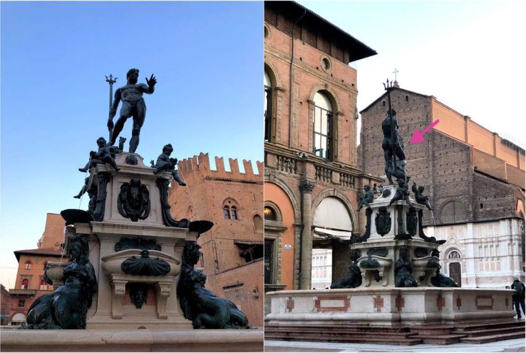 O que fazer em Bolonha: Fontana del Nettuno