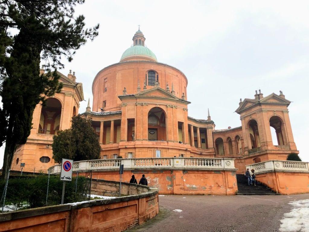 Igrejas de Bolonha: San Luca