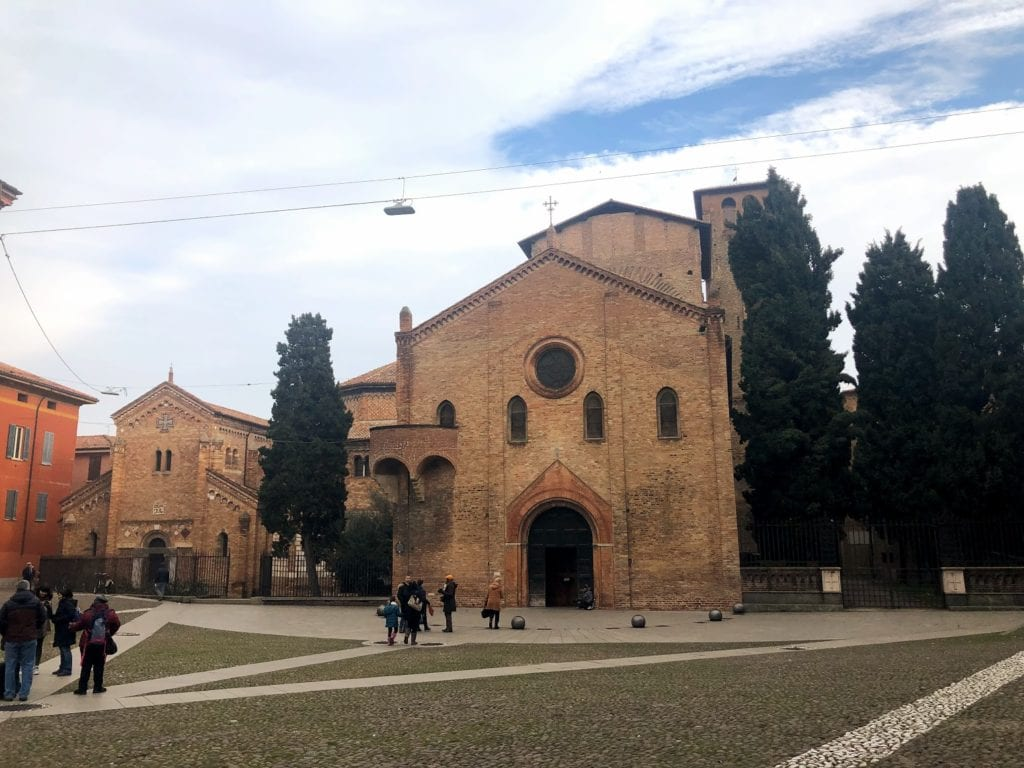 Igrejas de Bolonha: Sete Igrejas