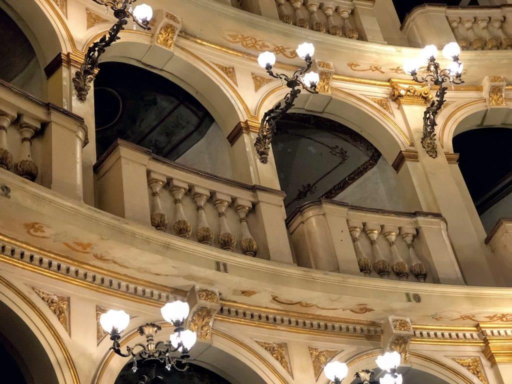 Teatro Comunale de Bolonha