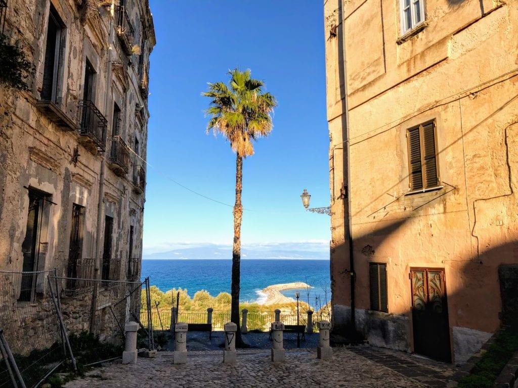 Tropea, Calábria, Itália