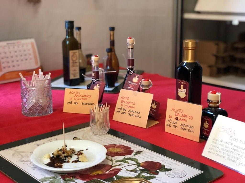 Aceto Tradizionale di Modena