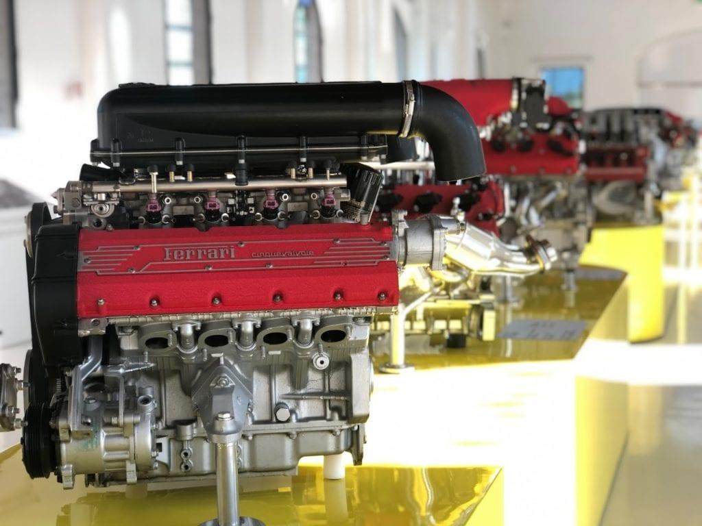 Museu Ferrari Modena