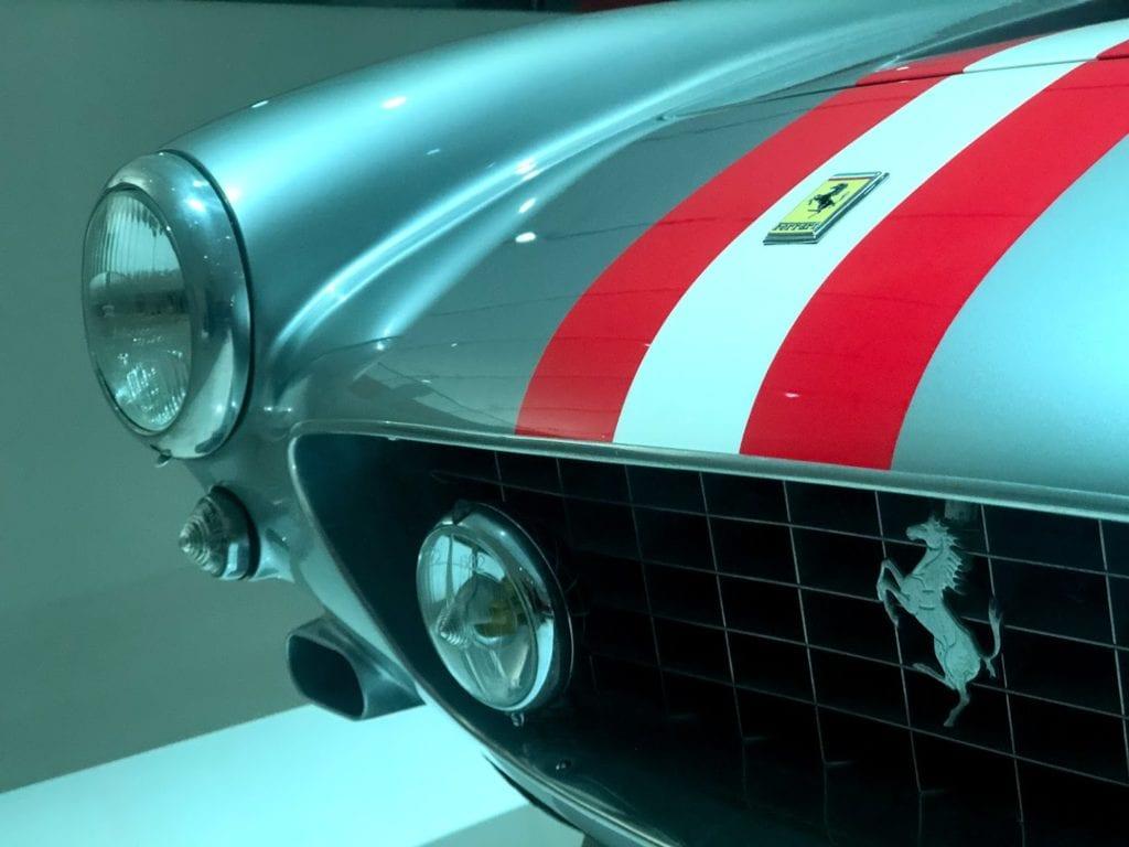 Museu Enzo Ferrari Modena