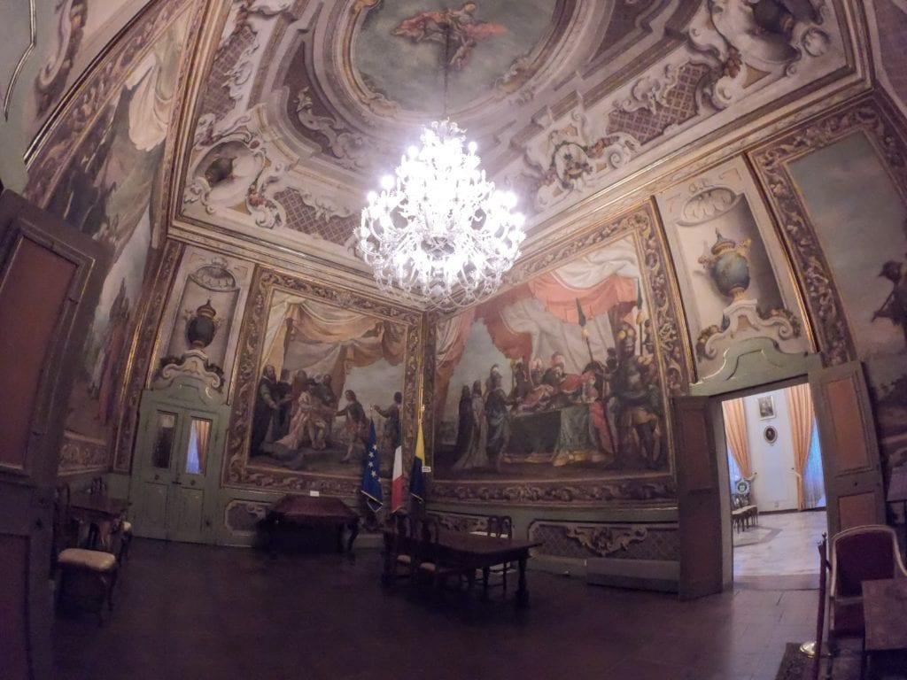 Palazzo Comunale, Modena, Itália