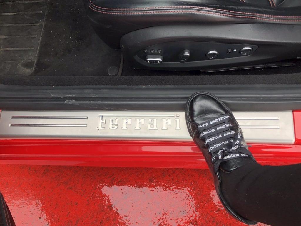 Test Drive Ferrari Califórnia T