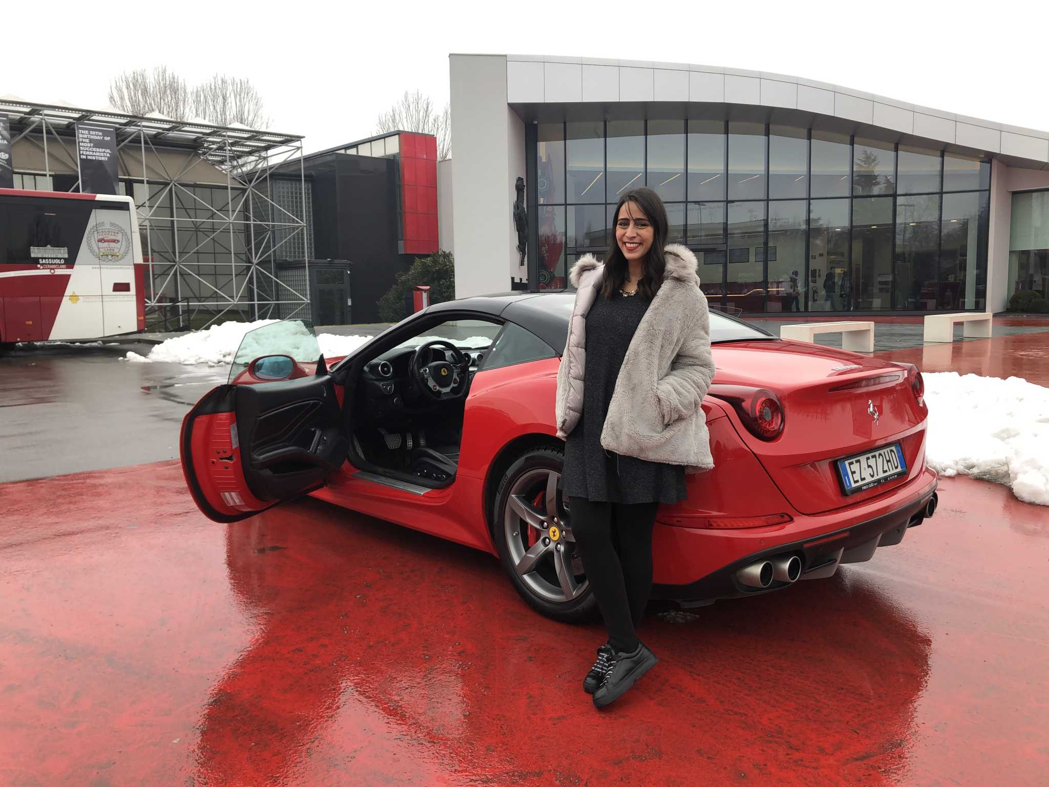 Test Drive Ferrari na Itália