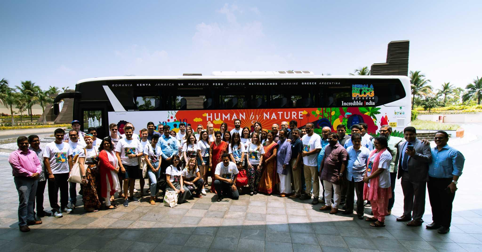 Kerala Blog Express 2019