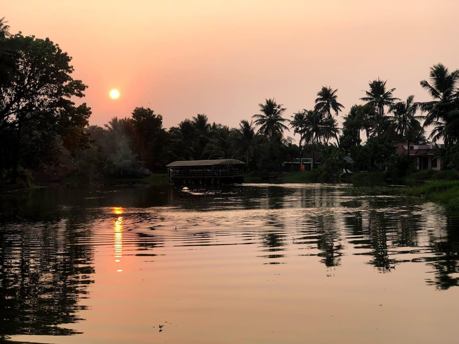 Backwaters de Kerala, Índia