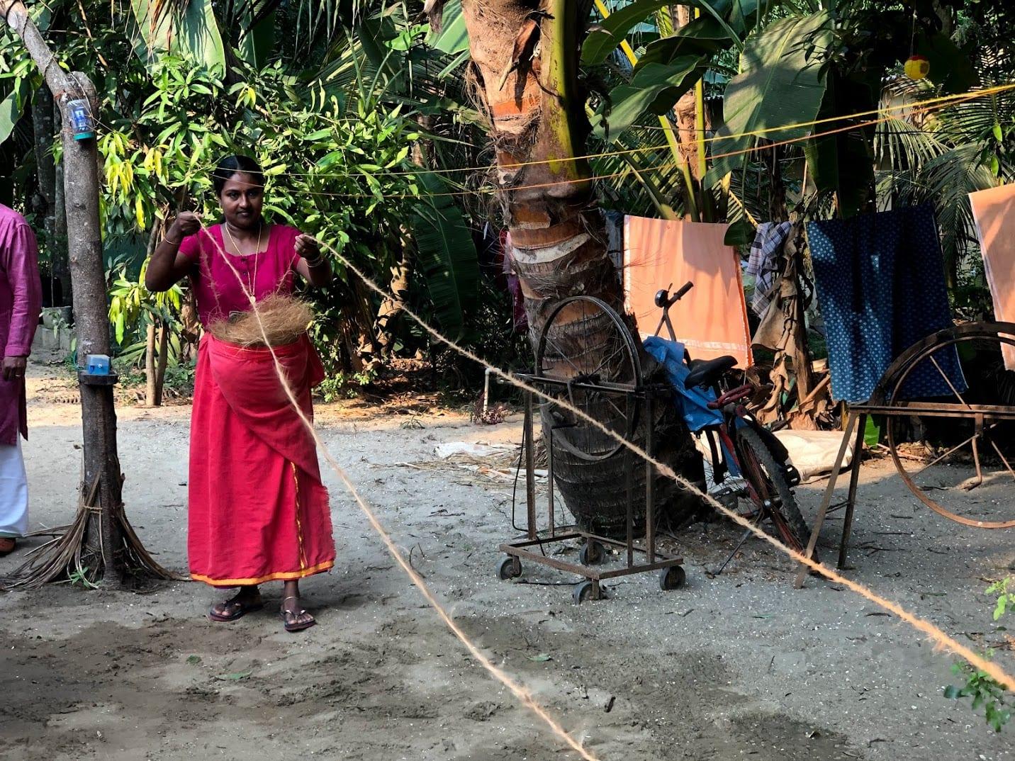 Costumes de Kerala na Índia