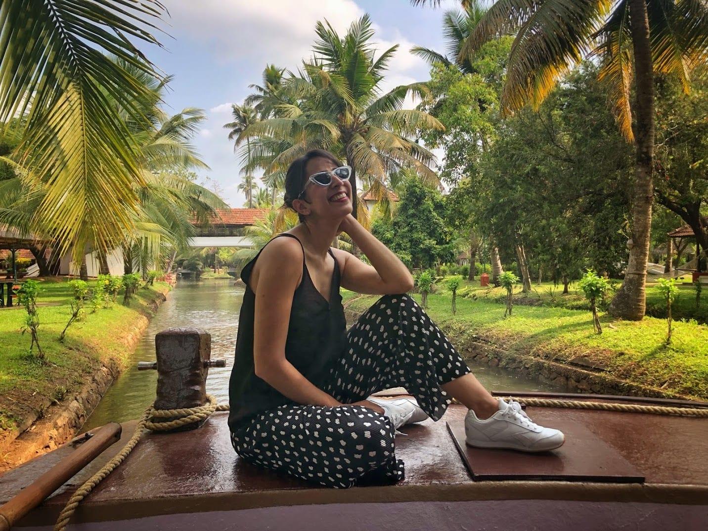 Hotel Backwaters, Kerala, Índia