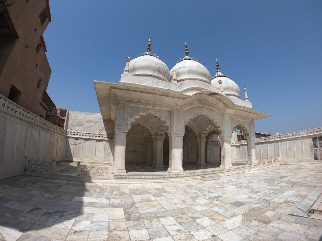 Forte de Agra, Índia