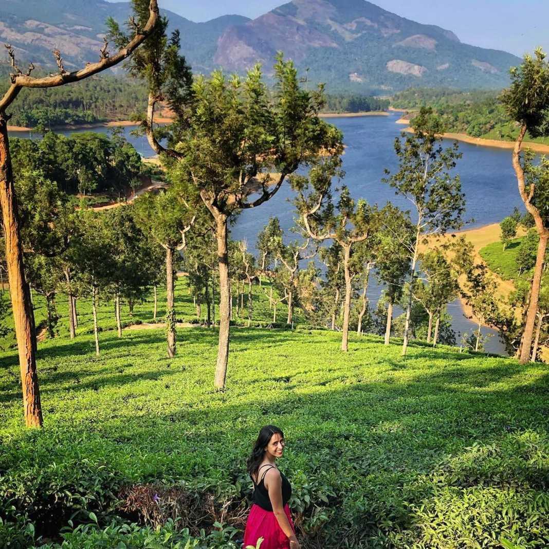 Acampando na Índia