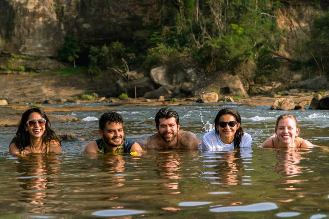 Cachoeira Índia Kerala