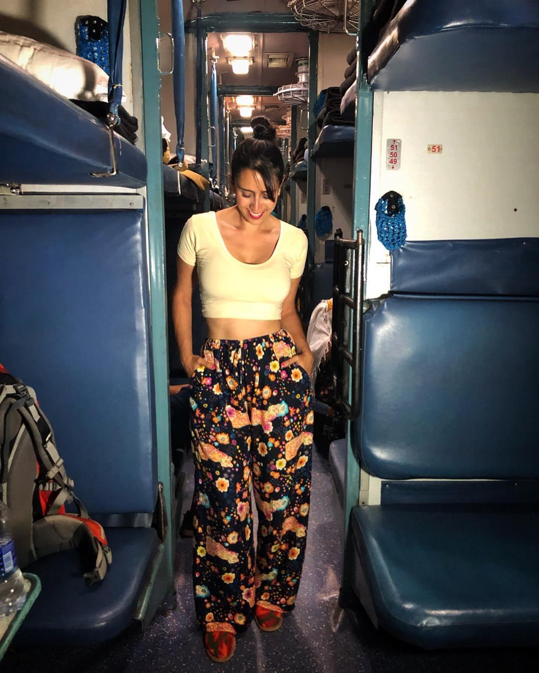 Como viajar de trem na Índia