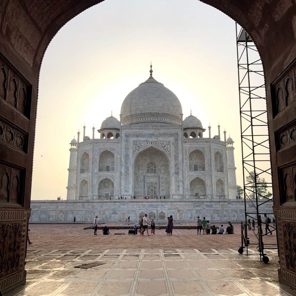 Excursão Taj Mahal