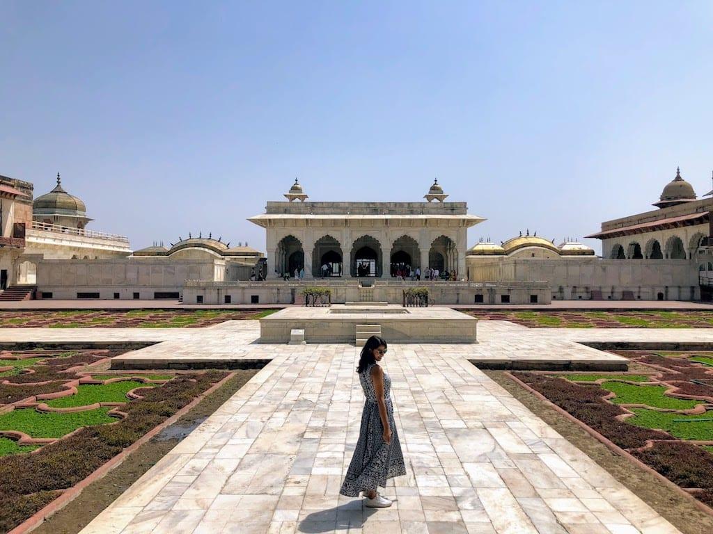 Agra Fort, Índia