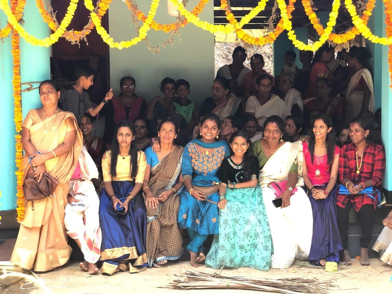 Theyyam, Kerala, India
