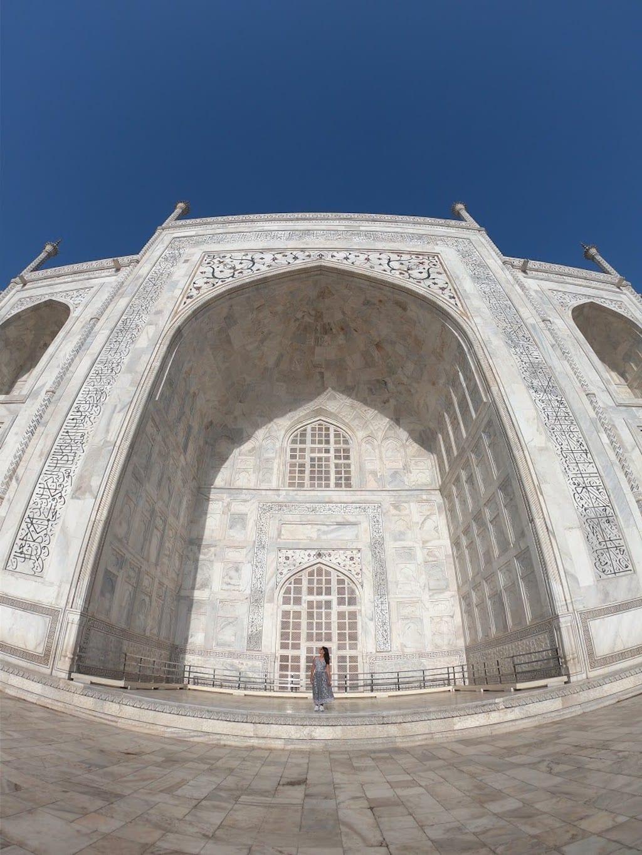 Mausoléu Taj Mahal