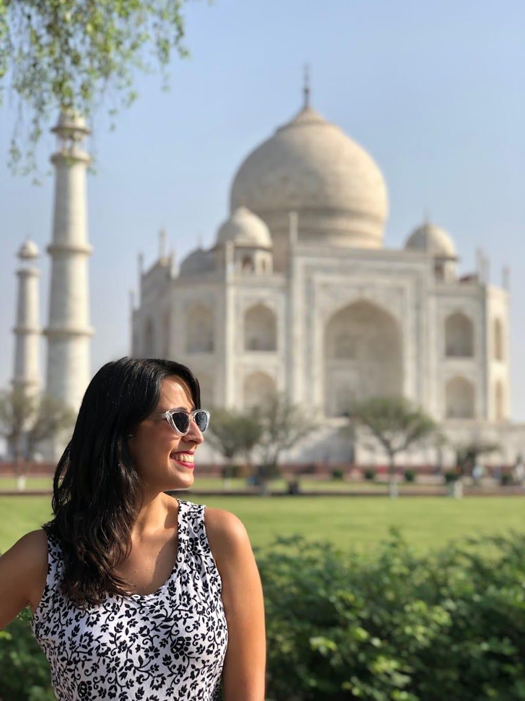 Guia para visitar o Taj Mahal