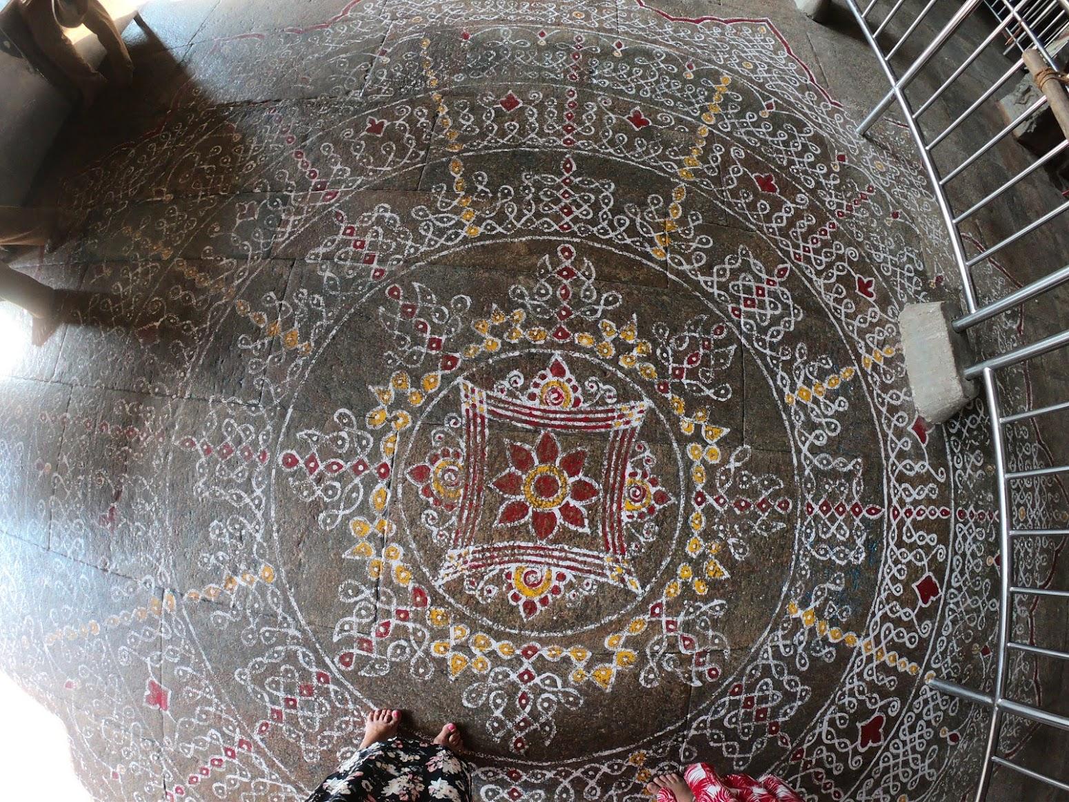 Mandala Temple Madurai India