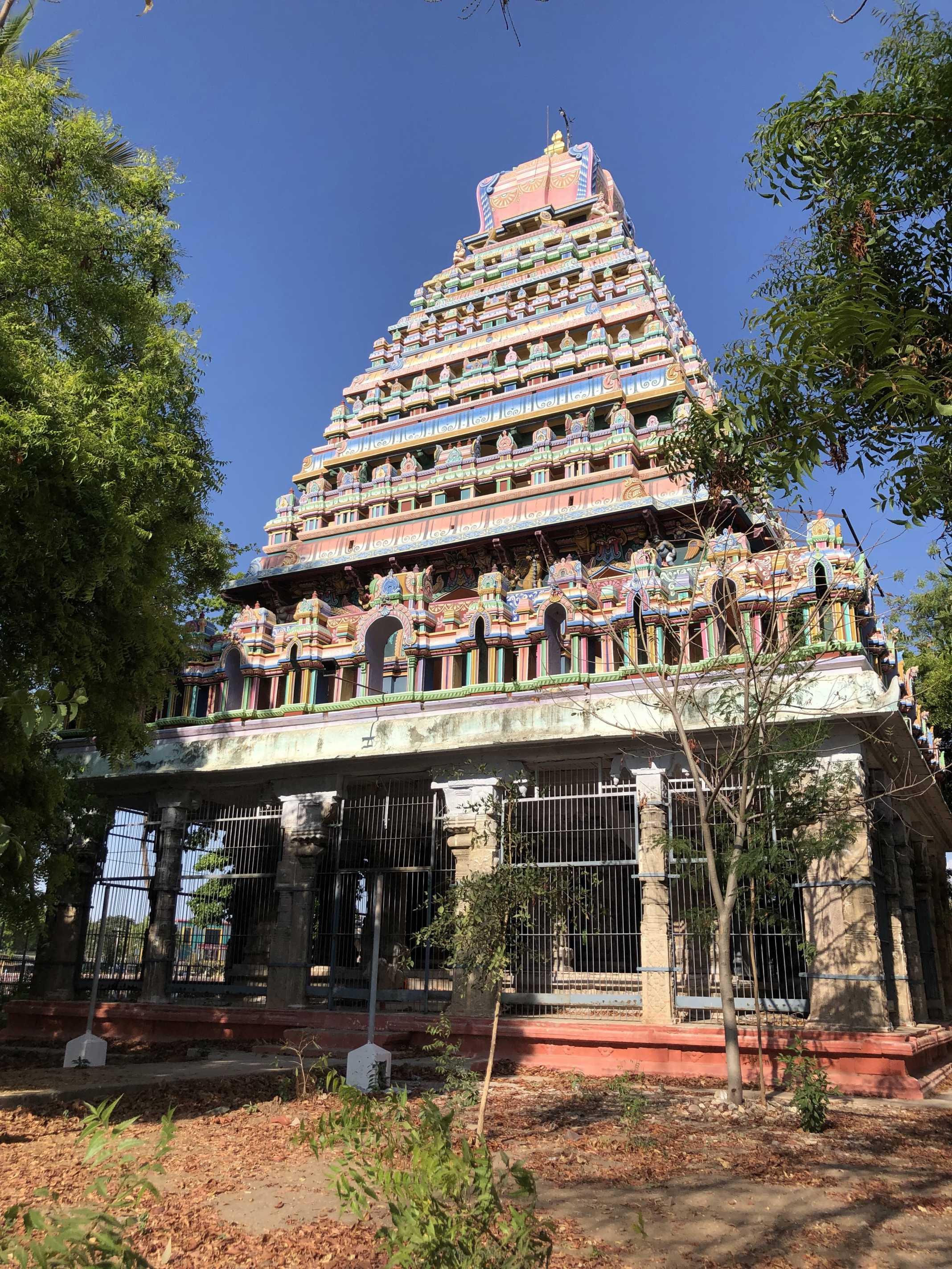 Mariamman Kovil Temple Madurai