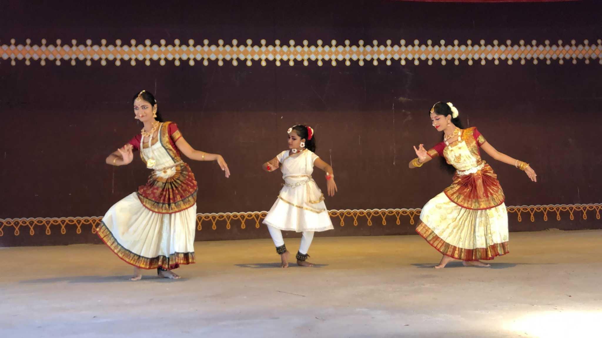 Dança típica Madurai Índia
