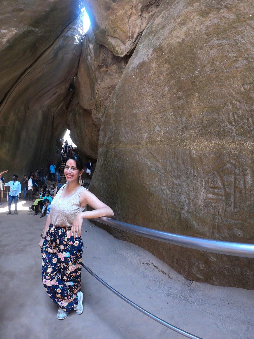 Edakkal Caves, Wayanad Índia