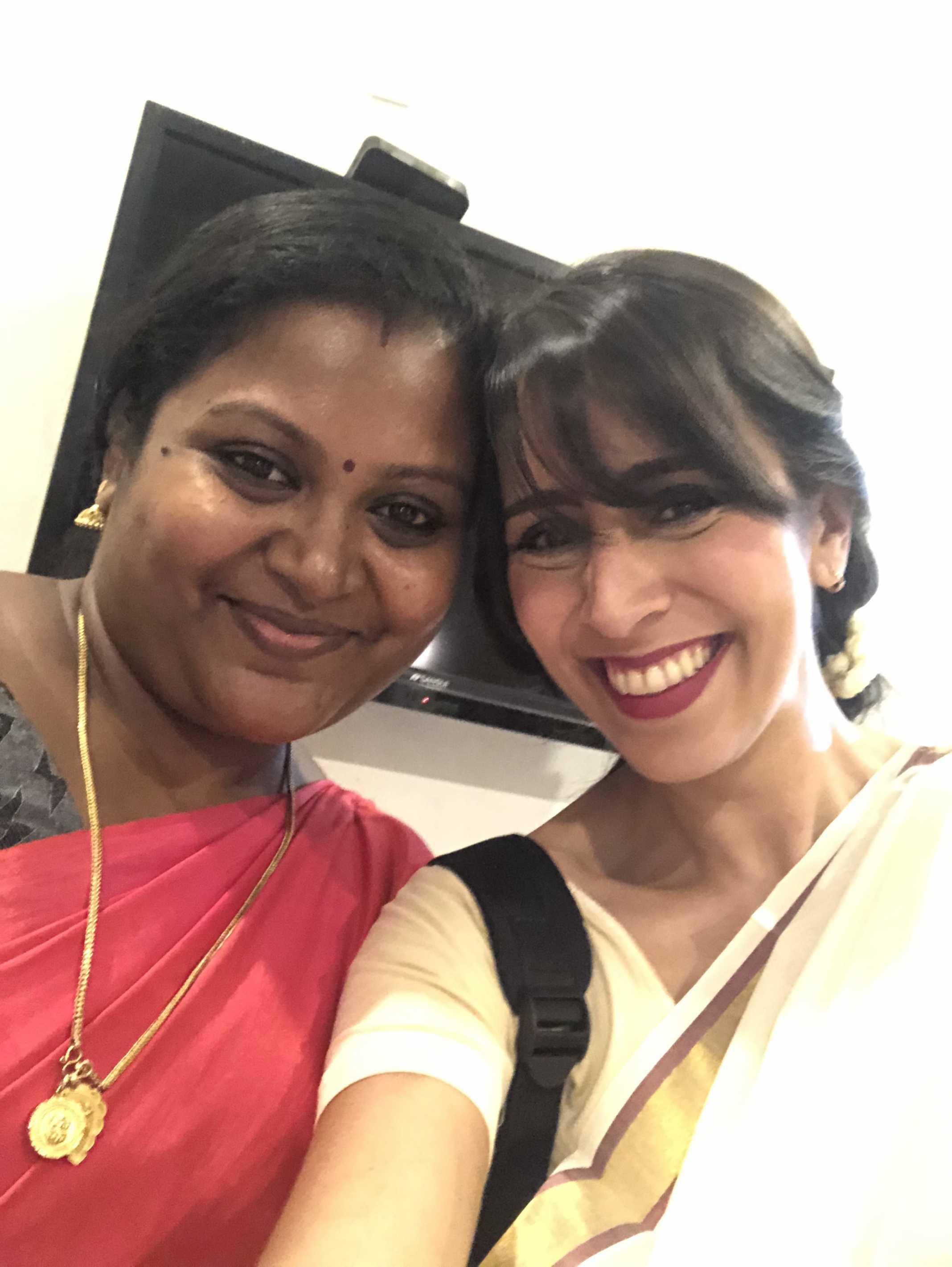 Estilo das mulheres da Índia