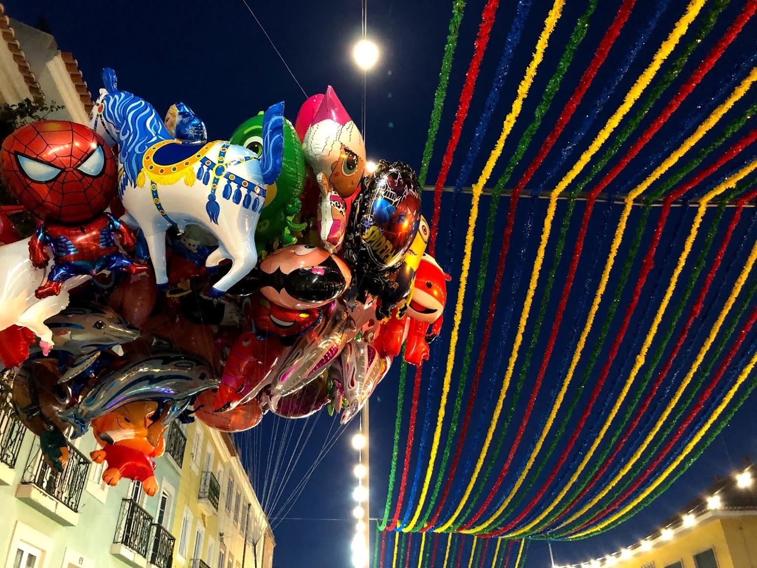 Festas dos Santos Portugal