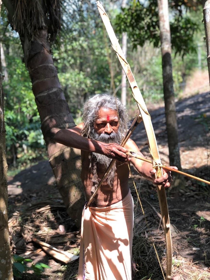 Kuruma Tribe, Wayanad na Índia