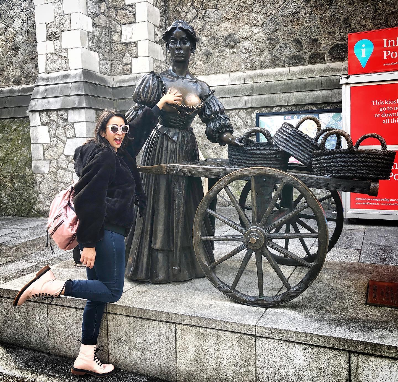 Look de Viagem Dublin