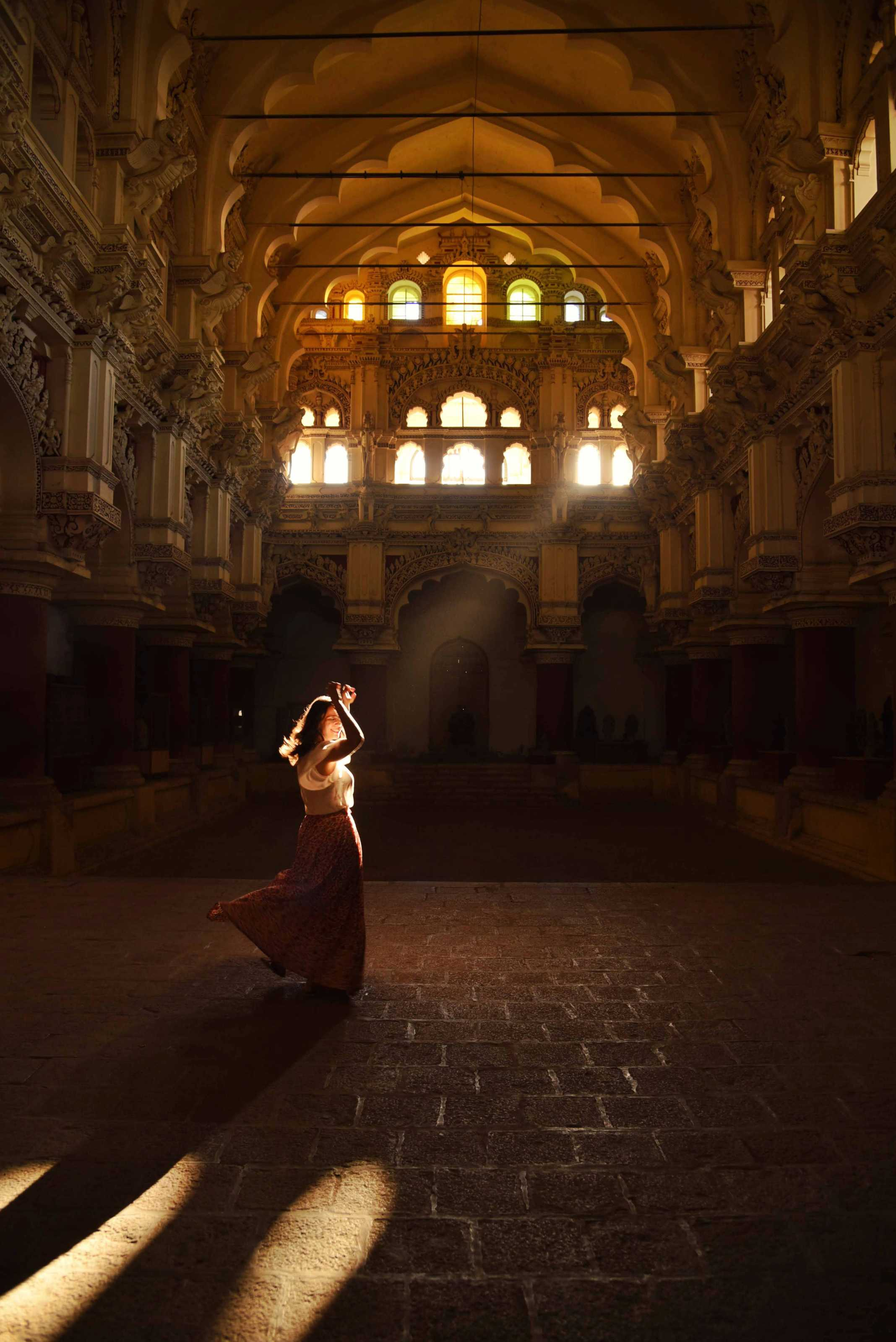 Thirumali Nayakar Mahal Palace Madurai
