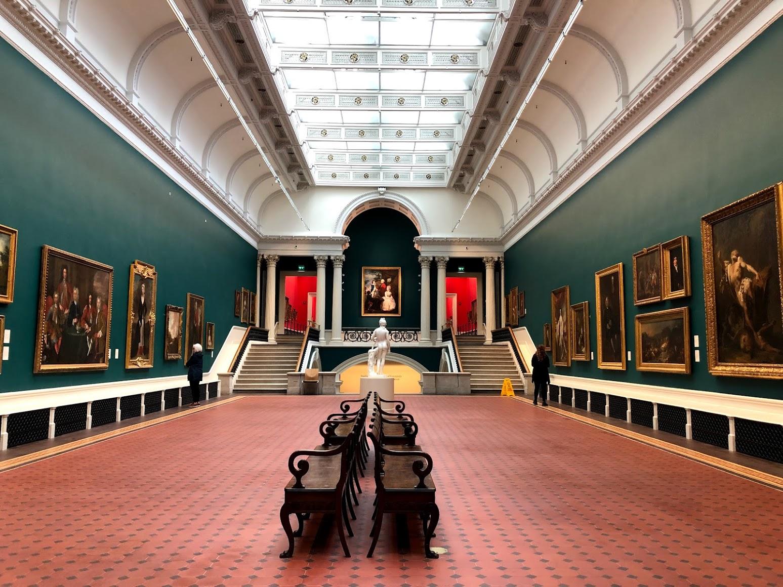 Museus em Dublin