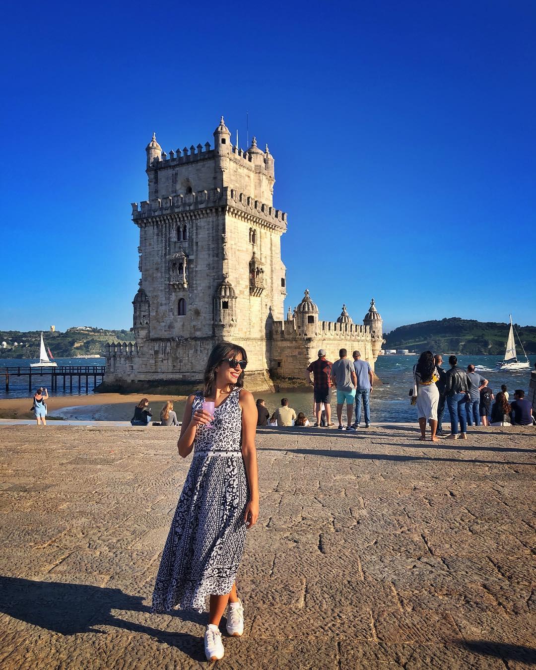 Look para Primavera em Lisboa