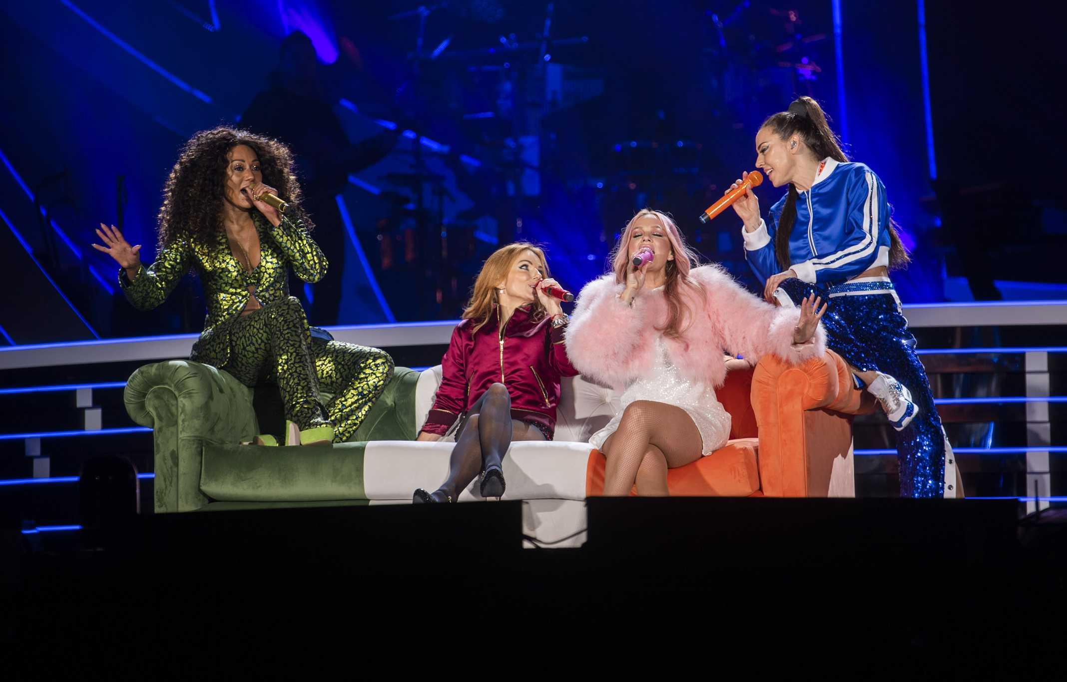 Look das Spice Girls