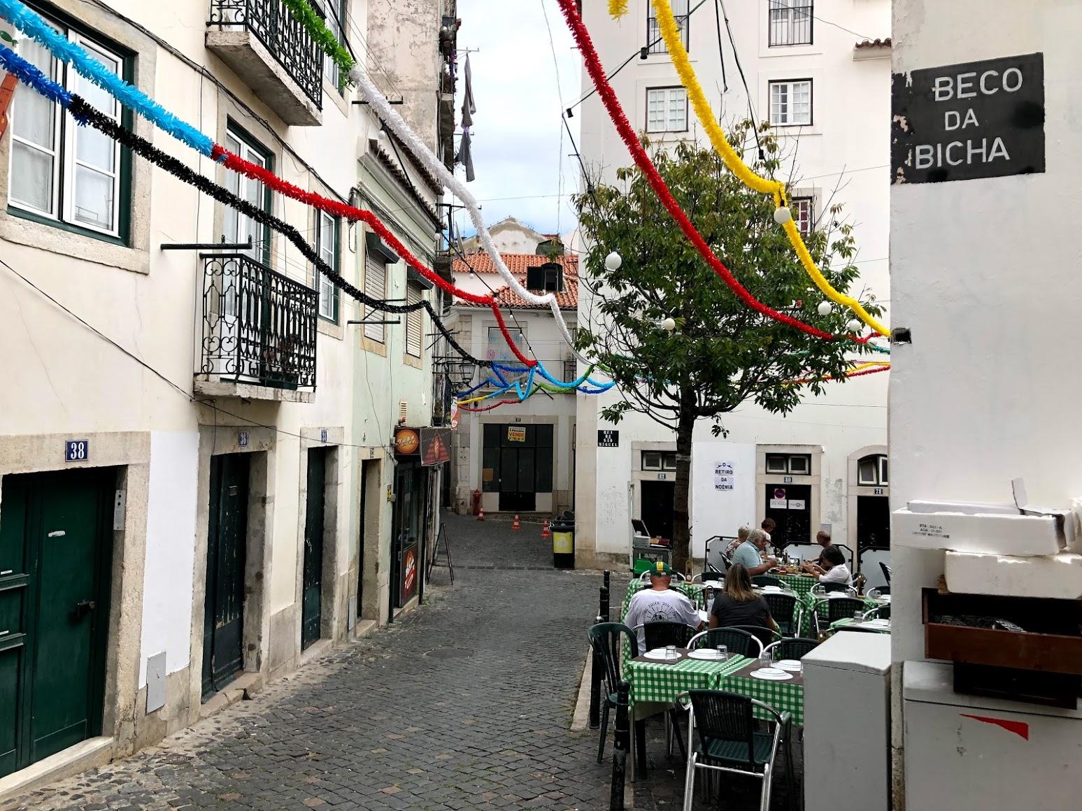 Santos Populares de Lisboa