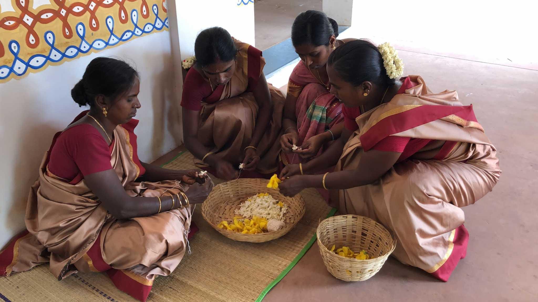 Sari Indiano Madurai