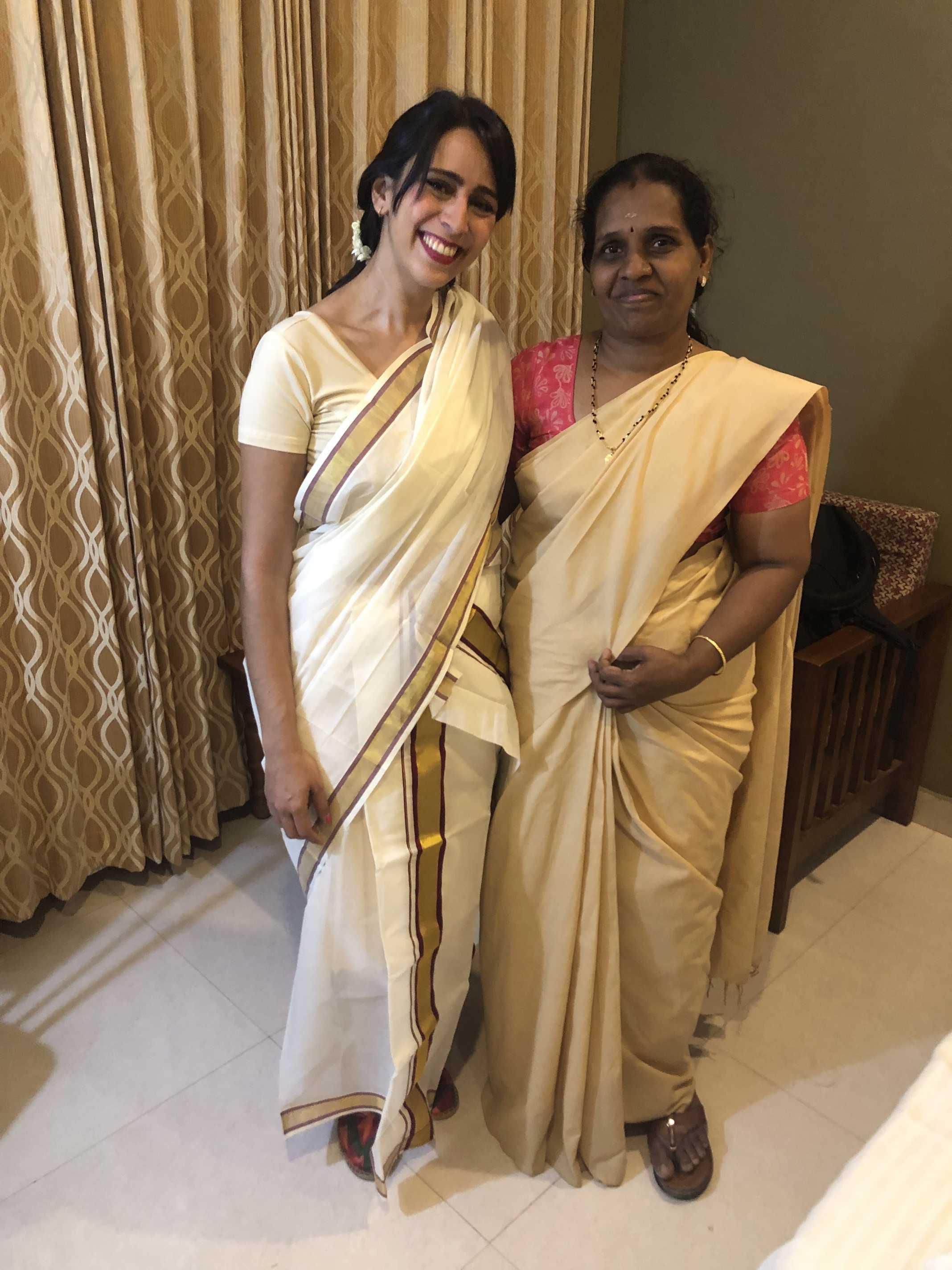 Sari Roupa Índia