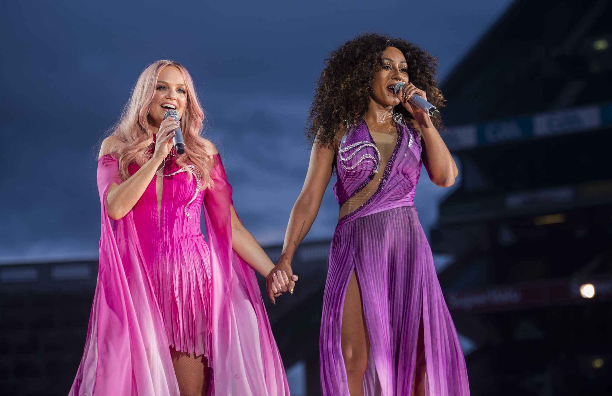 Spice Girls Fashion Costume