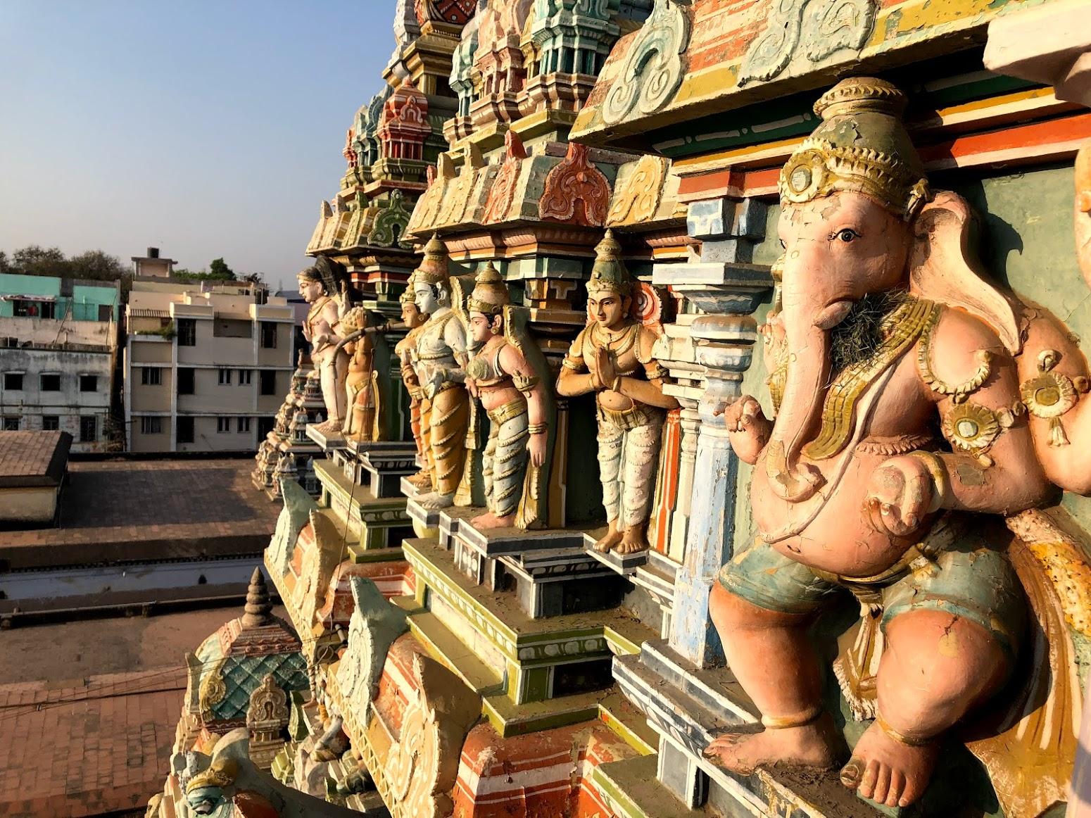 Koodal Azhagar temple madurai
