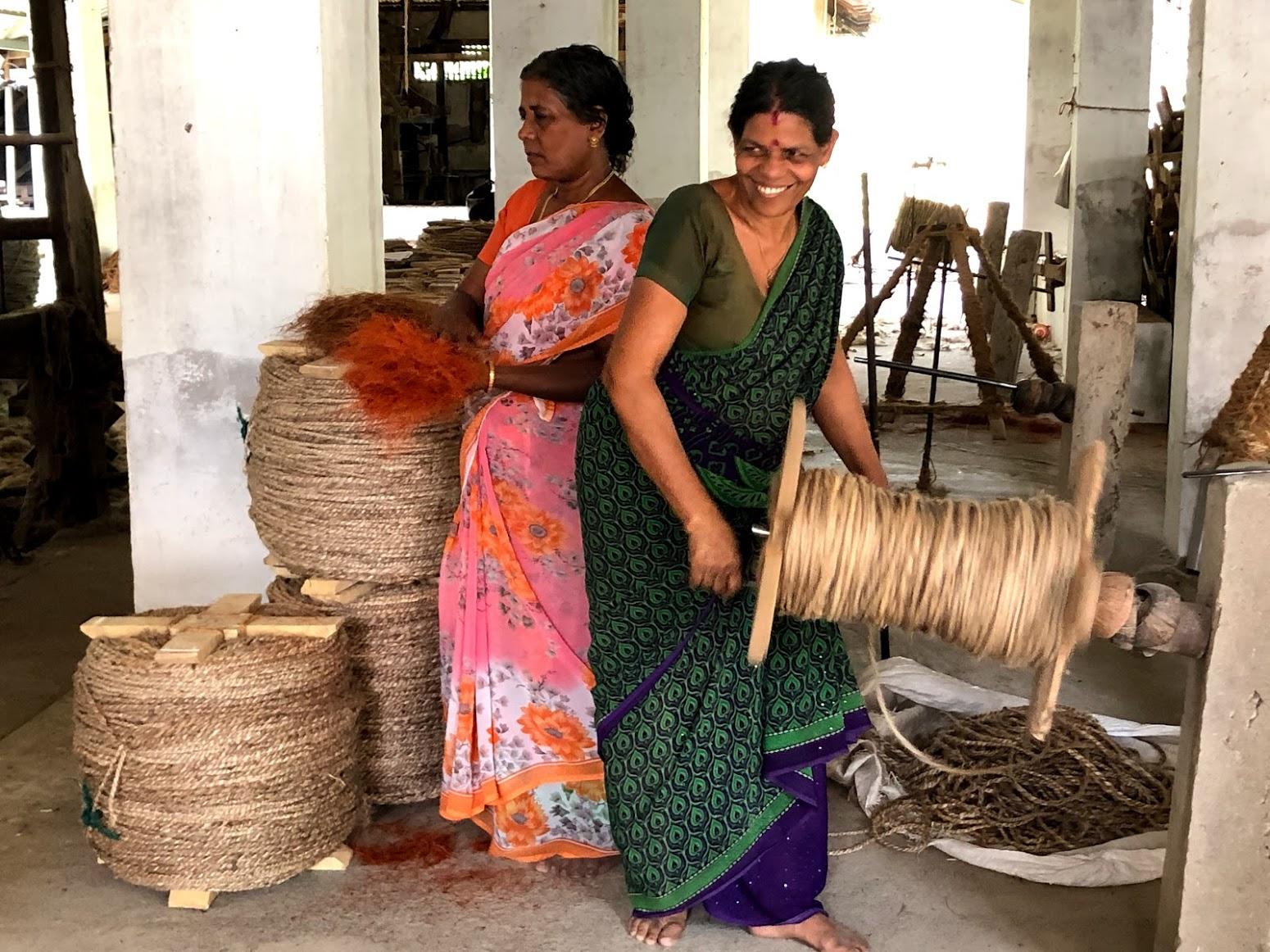 Tipos de sari indiano