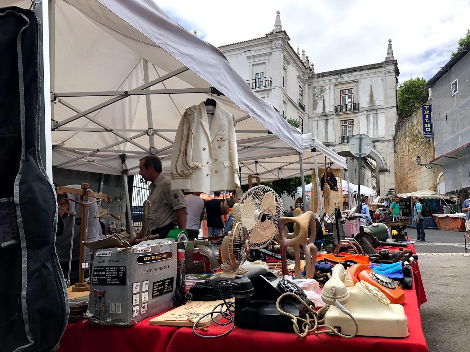 Flea Market Lisbon