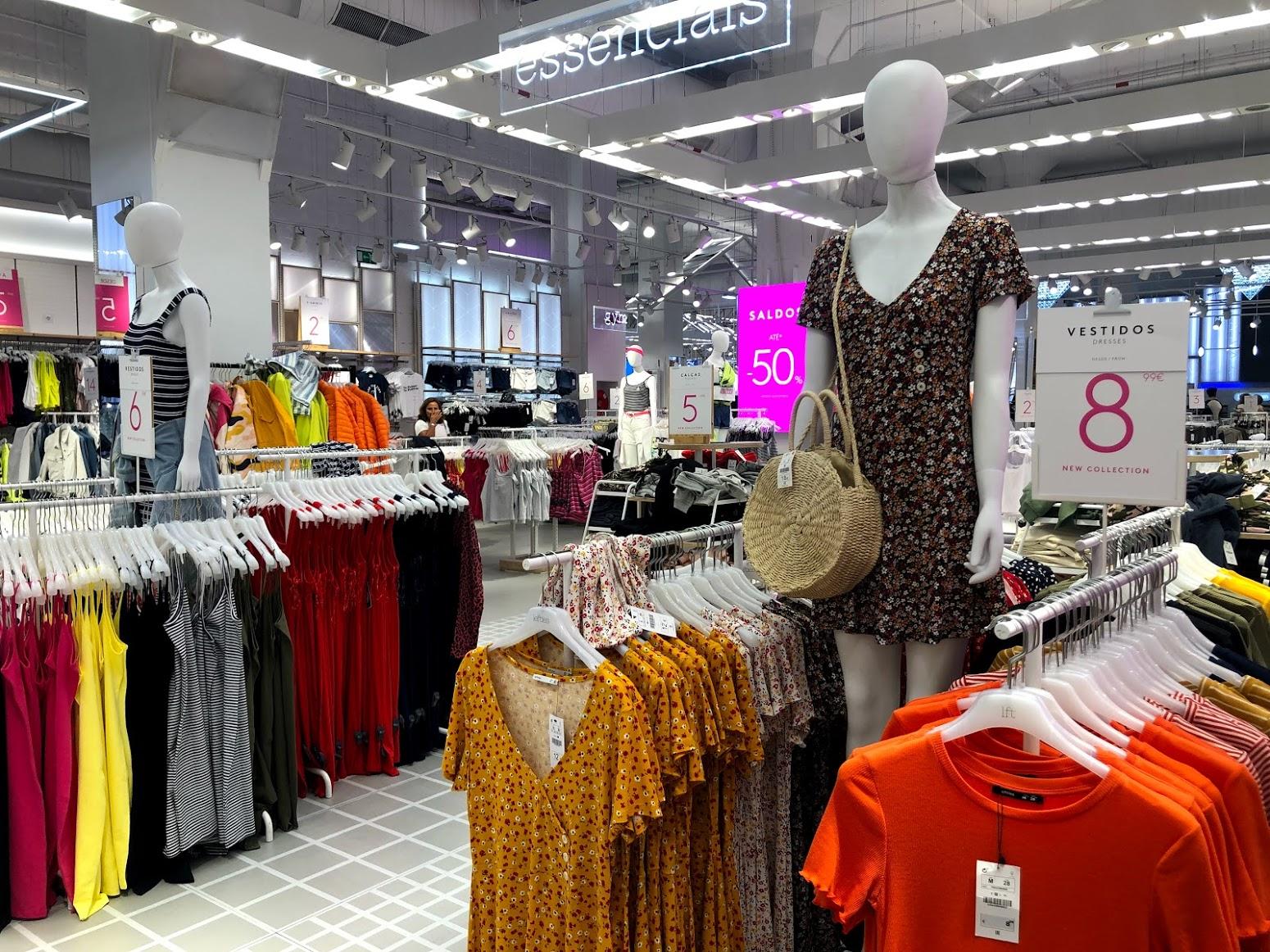 Compras em Portugal: Lefties, Outlet da Zara