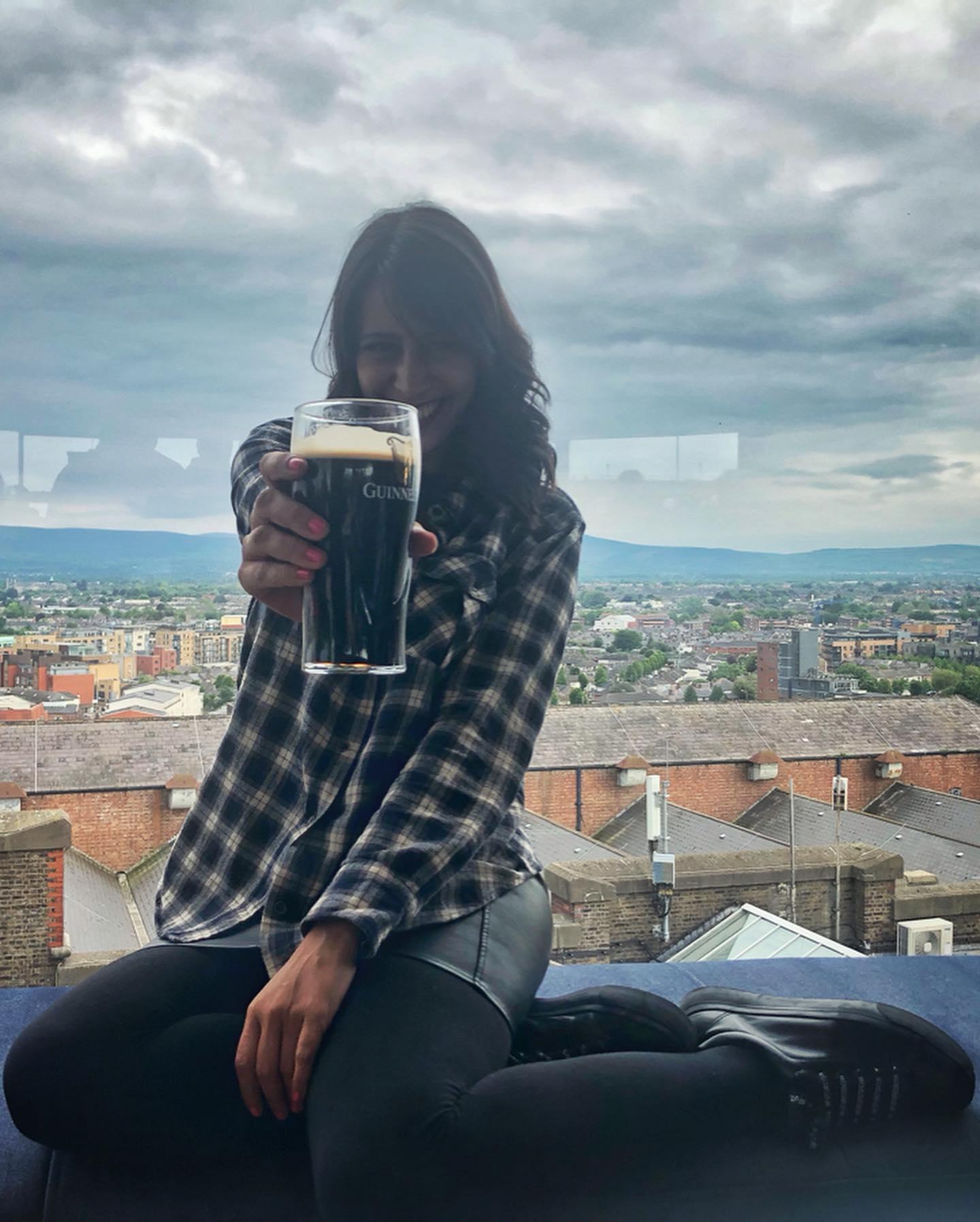 Look de Viagem Dublin Irlanda
