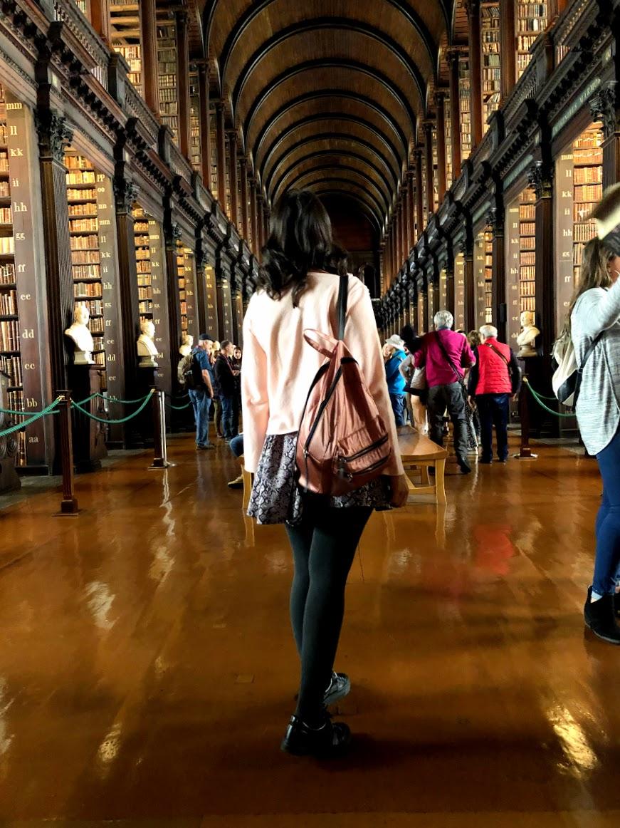 Look de Viagem Irlanda