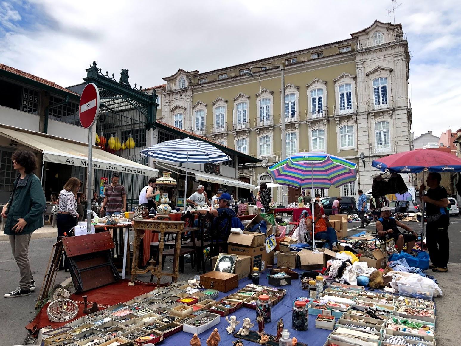 Mercado de pulgas lisboa