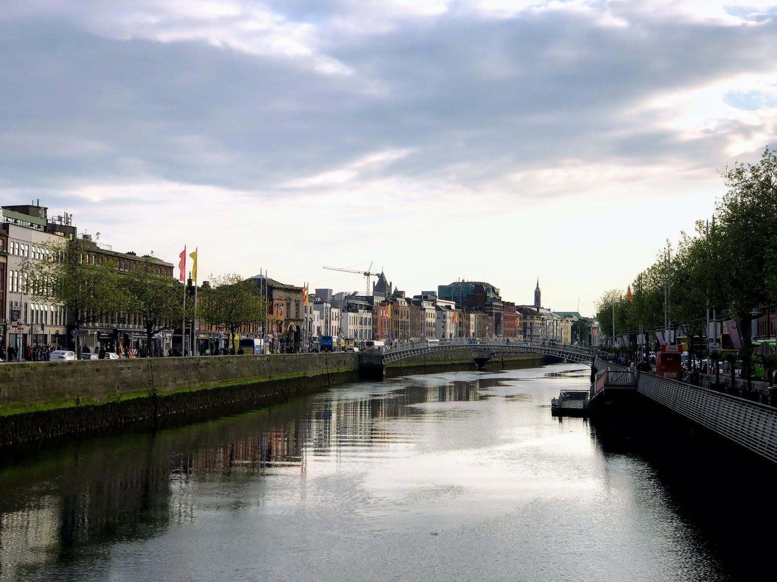 Onde fazer compras em Dublin